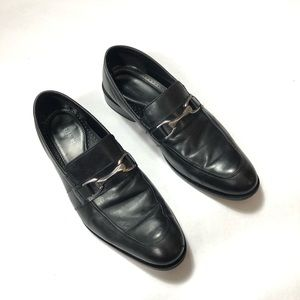 Stacy Adams Men's Black Loafer Dress Shoe